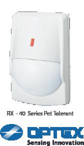 Bellbond_Security_Optex_RX_Series_PIR_Pet_Tolerant_Motion_Detector